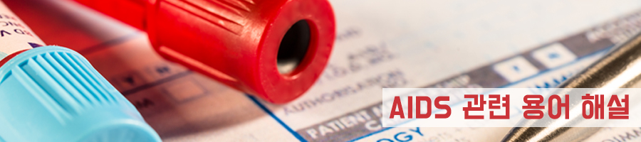질병정보AIDS관련용어해설
